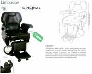 Limousine Barber Chair